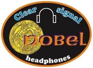 Clear Signal metal detector headphone logo Nobel